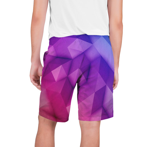 Мужские шорты 3D  Фото 02, Абстракция