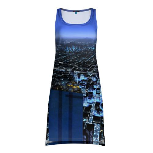 Платье-майка 3D  Фото 01, Mirror's Edge