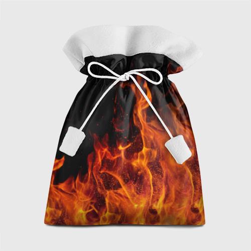 Подарочный 3D мешок Огонь от Всемайки