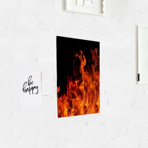 Постер Огонь Фото 01