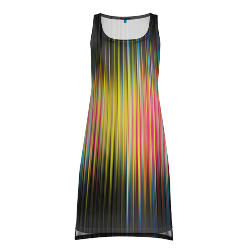 Платье-майка 3D  Фото 01, Спектр