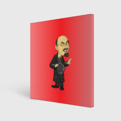 Ленин каррикатура