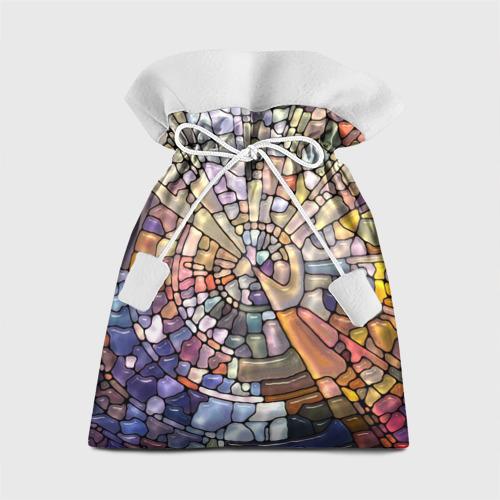 Подарочный 3D мешок Прикольная мозаика от Всемайки