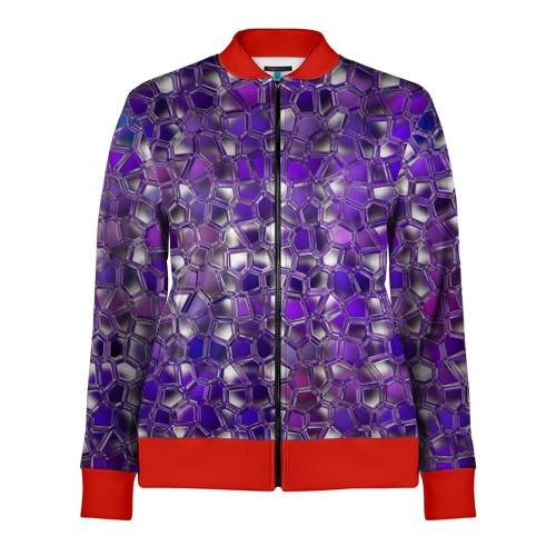 Фиолетовая мозаика