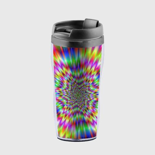 Термокружка-непроливайка  Фото 01, Спектральная иллюзия