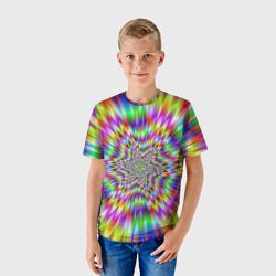 Спектральная иллюзия - интернет магазин Futbolkaa.ru