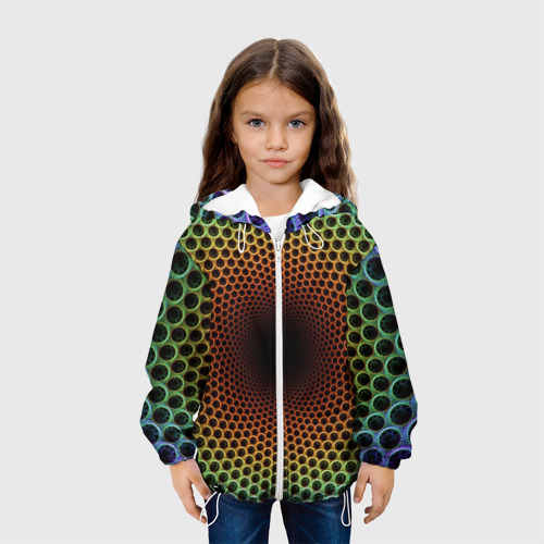 Детская куртка 3D  Фото 04, Погружение в бездну