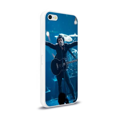 Чехол для Apple iPhone 5/5S силиконовый глянцевый  Фото 02, 21 Guns
