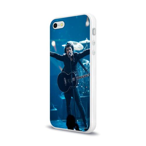 Чехол для Apple iPhone 5/5S силиконовый глянцевый  Фото 03, 21 Guns