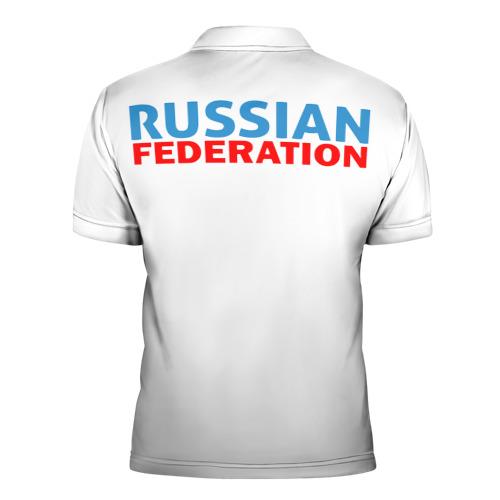 Мужская рубашка поло 3D  Фото 02, RUSSIAN FEDERATION - 5