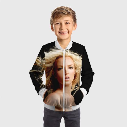 Детский бомбер 3D  Фото 05, Бритни Спирс
