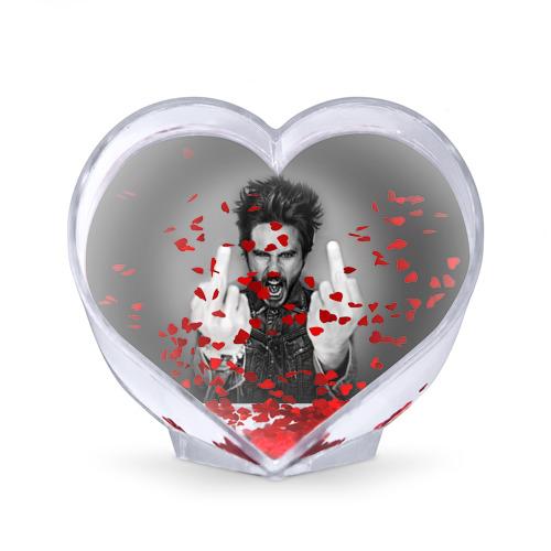 Сувенир Сердце  Фото 02, Джаред Лето