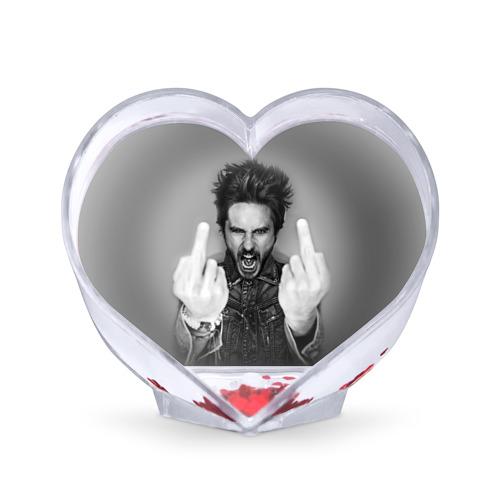 Сувенир Сердце  Фото 01, Джаред Лето