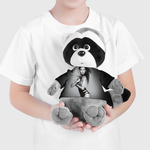 Енотик в футболке 3D  Фото 04, Адриана Лима