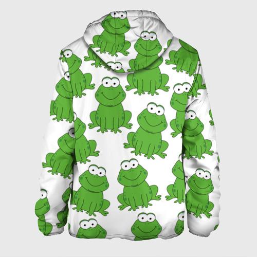 Мужская куртка 3D  Фото 02, Лягушки