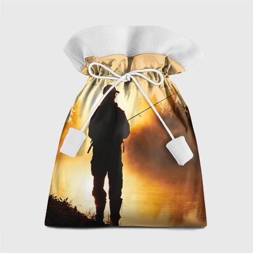 Подарочный 3D мешок Рыбак