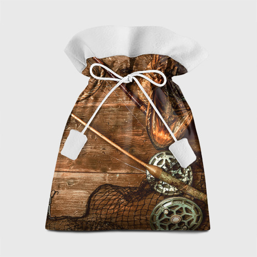 Подарочный 3D мешок Рыбацкий стол