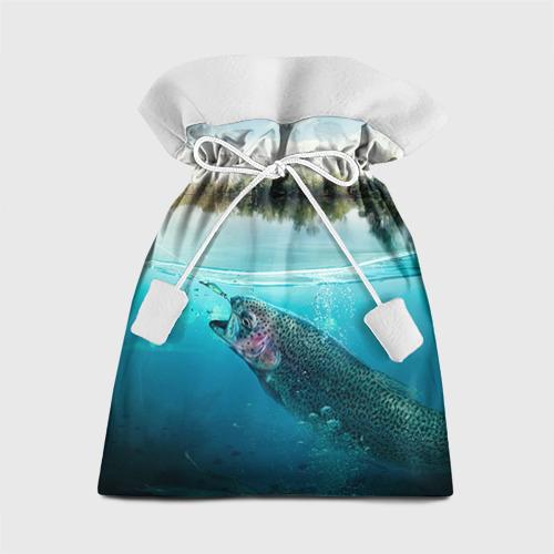 Подарочный 3D мешок Рыбалка