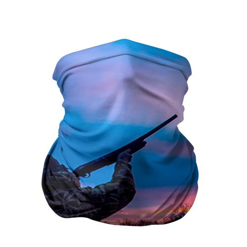 Бандана-труба 3D Охотник