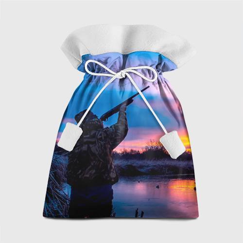 Подарочный 3D мешок Охотник