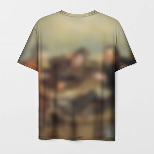 Мужская футболка 3D Охотники Фото 01