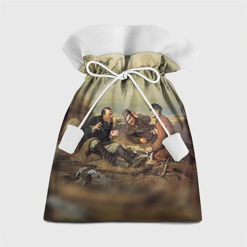 Подарочный 3D мешок Охотники