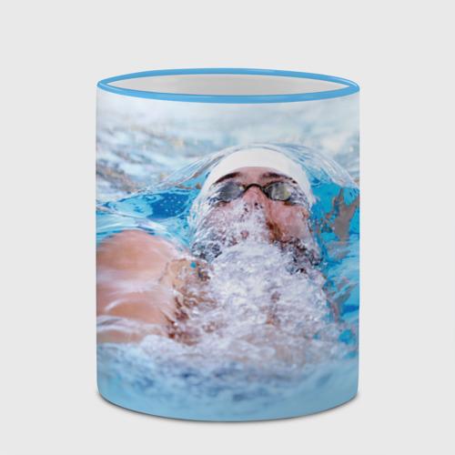 Кружка с полной запечаткой  Фото 03, Michael Phelps