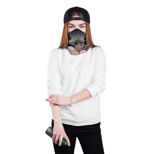 Бандана-труба 3D  Фото 02, АДАМ ПИТИ