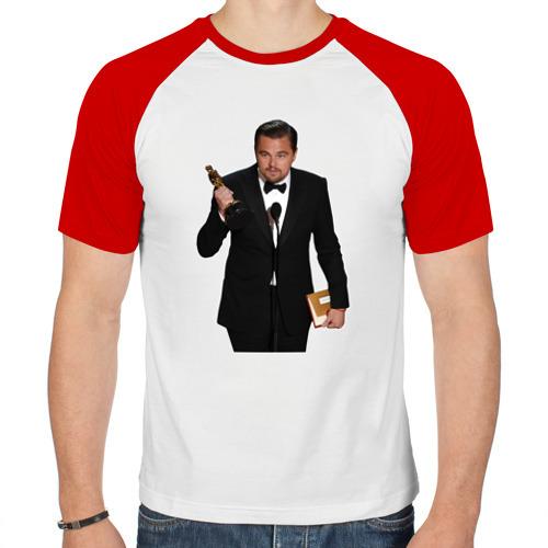 Мужская футболка реглан  Фото 01, Лео и Оскар