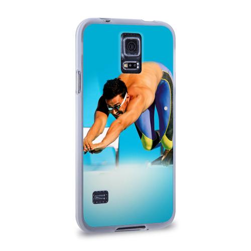 Чехол для Samsung Galaxy S5 силиконовый  Фото 02, Александр Попов