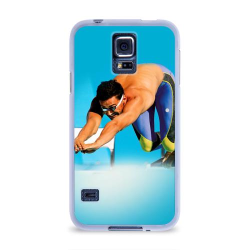 Чехол для Samsung Galaxy S5 силиконовый  Фото 01, Александр Попов