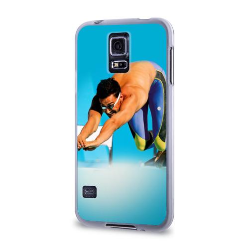 Чехол для Samsung Galaxy S5 силиконовый  Фото 03, Александр Попов