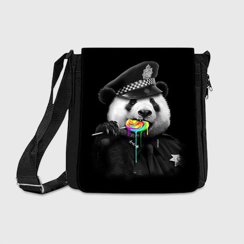 Сумка через плечо Панда и карамель
