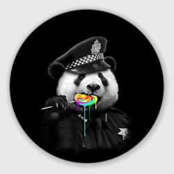 Панда и карамель
