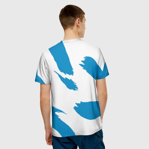 Мужская футболка 3D  Фото 02, Милла Йовович