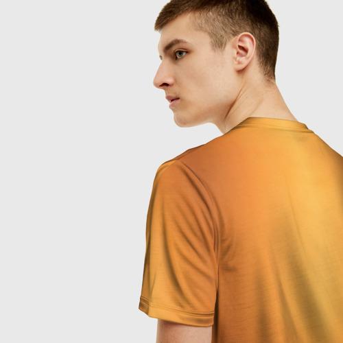Мужская футболка 3D Милла Йовович Фото 01