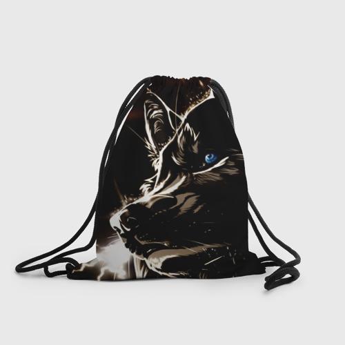 Рюкзак-мешок 3D Anime Wolf Фото 01