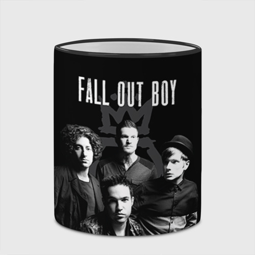 Кружка с полной запечаткой  Фото 03, Группа Fall out boy