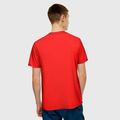 Мужская футболка 3D FOB Фото 01