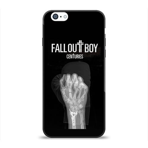 Чехол для Apple iPhone 6 силиконовый глянцевый FOB centuries от Всемайки