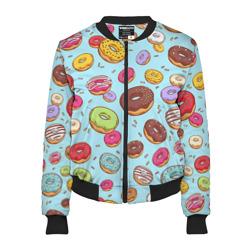 Пончики Пончики
