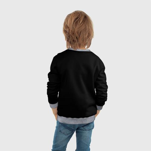 Детский свитшот 3D Тяжело в учении Фото 01