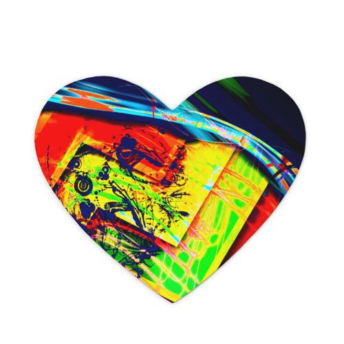 Коврик для мыши сердце  Фото 01, Urban style