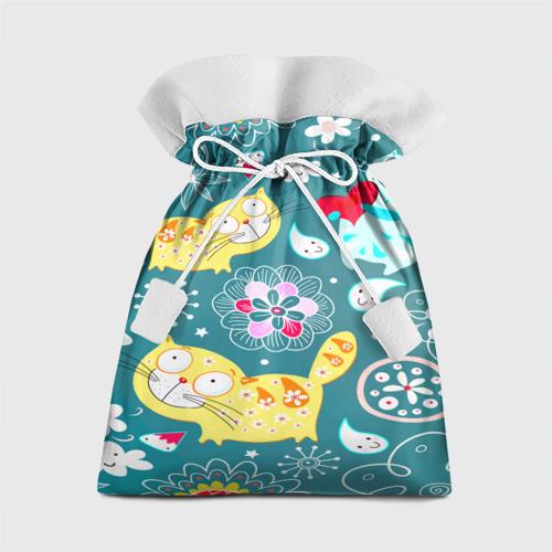 Подарочный 3D мешок Котята от Всемайки