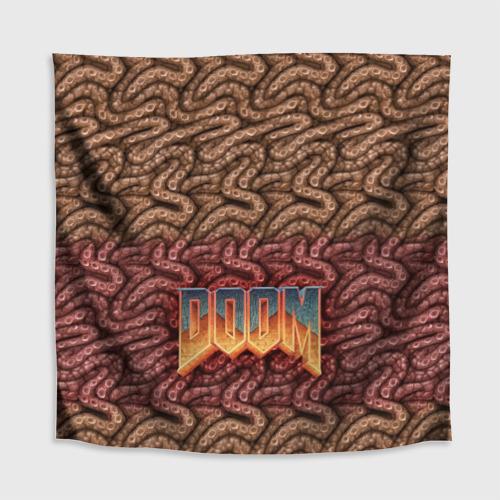 Скатерть 3D  Фото 02, Doom (щупальца)