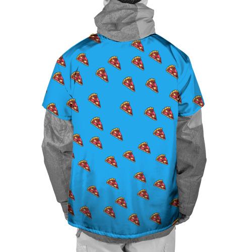 Накидка на куртку 3D  Фото 02, Some Pizza