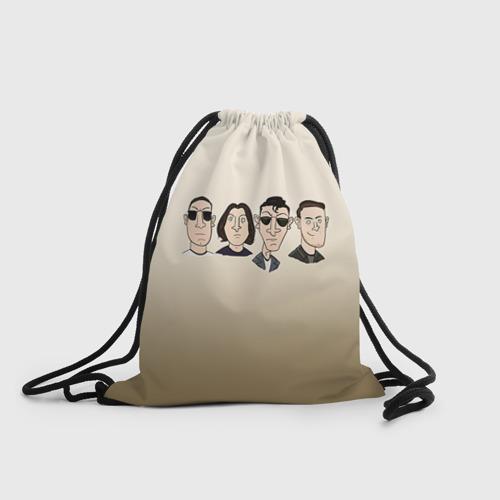 Рюкзак-мешок 3D Arctic Monkeys 1 Фото 01