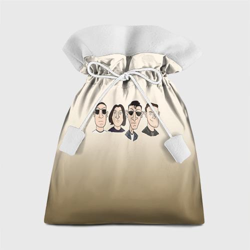Подарочный 3D мешок Arctic Monkeys 1 Фото 01