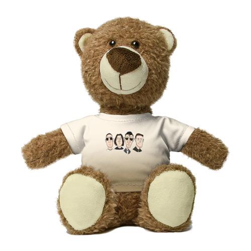 Миша в футболке 3D Arctic Monkeys 1 Фото 01