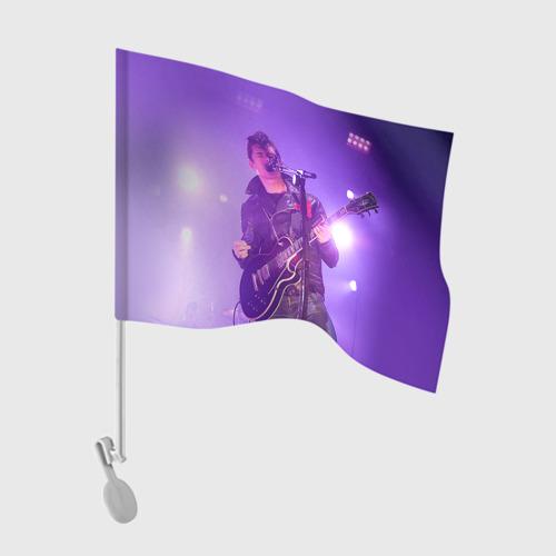 Флаг для автомобиля Arctic Monkeys 3 Фото 01